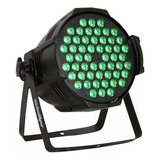 Cañon Led Color 54x5w Luz Disco Hiper Led De Alta Lumens