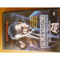 Dvd Permiso Para Matar Antonio Banderas