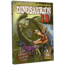 Dinosaurios 3d - Reptiles Gigantes Prehistóricos