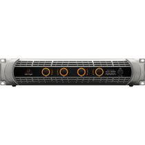 Amplificador Behringer Nu4-6000 Inuke 6,000 Watts 4 Canales