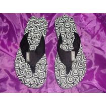 #23 27 Sandalias Para Dama Playa Casa O Baño Masaje Cynld