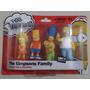 Los Simpsons Familia Completa 3 Pulgadas  25 Años