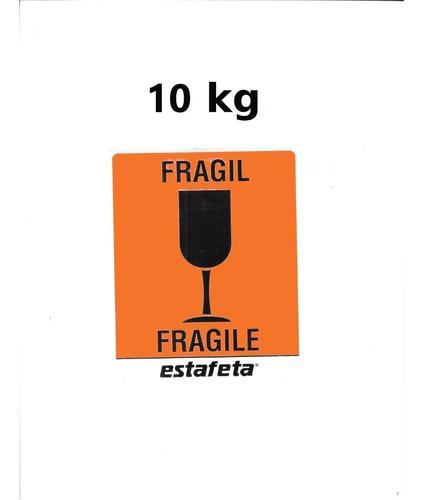 Guía Estafeta 10kg Guía Electrónica Terrestre Estafeta
