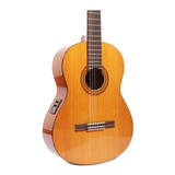 Yamaha Cx40 Guitarra Electro Acustica Color Natural E/gratis