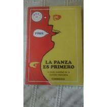 Libro La Panza Es Primero Eduardo Del Rio Rius