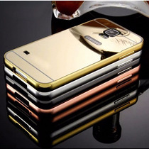 Funda Bumper Case Espejo Lujo Galaxy S3, S4, S5, S6, S6 Edge