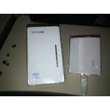 Tp-link Powerline Adaptador Tl-wpa4220 Kit Av500 300mbps