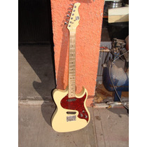 Guitarra Electrica Axl, Pastillas Emg