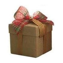Caja De Carton Ondulado Regalo, Empaque,24x24x24$19 Omm