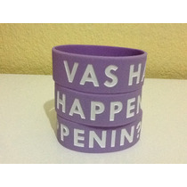 One Direction Pulseras De Silicon Vas Happenin
