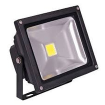 Reflector Led Luz Fria 20w Para Banco De Baterias 12v/24v