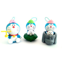 Set Straps Carritos De Traccion De Doraemon Y2279 3