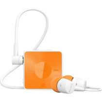 Manos Libres Bluetooth Nfc Sony Sbh20 Naranja Envio Gratis