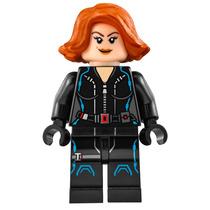 Lego Viuda Negra Black Widow 76042 Avengers Legobricksrfun