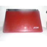 Mini Laptop Acer One D2501147  Para Refacciones