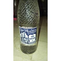 Botella Refresco Antiguo Agua Yoli Taxco