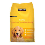 Alimento Kirkland Signature Super Premium Perro Cachorro Todos Los Tamaños Pollo/arroz/vegetales 9kg