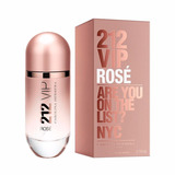 212 Vip Rose De Carolina Herrera Eau De Parfum Envío Gratis