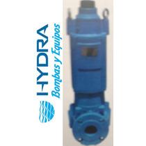 Bomba Sumergible Vortex Para Agua Lodosa 5 Hp