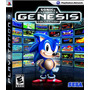 Sonic Ultimate Genesis Collection Ps3 Blakhelmet Sp