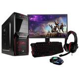 Pc Gamer Core I3 Gtx1050 Fornite Epic 8gb 1tb Ssd + Regalos