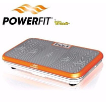 Powerfit Plataforma Vibratoria Fitness