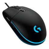 Mouse Gamer Logitech G203 Prodigy Óptico 910-004843