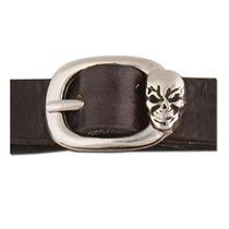 Hebilla - Cráneo Correa 1 2 Cinturón Personalizar Diseño