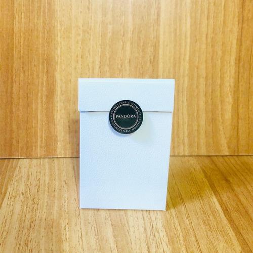 Caja Empaque Chico Originales Marca Pandora Para Charms