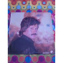 Luisito Rey Lp Vive Y Está Aquí. 1980