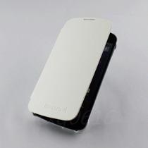 Funda Piel Flip Lg Google Nexus4 E960 Negro Morado+stylusmaa