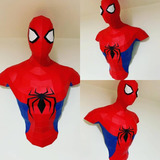 Papercraft Spiderman Plantilla