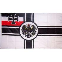 Bandera Alemania Imperio 150por90cm Coleccion Primera Guerra