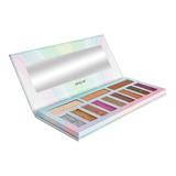 Paletas De Sombras Para Ojos Maquillaje Glitter 01  /c
