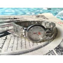 Reloj De Dama Nivada Original Nunca Usado Pepsi
