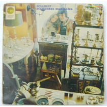 Schubert / Momentos Musicales 1 Disco Lp Vinil