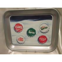 Antigua Charola De Coca Cola Canada