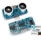 Sensor Ultrasónico Hc-sr04 Para Arduino