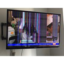Sony Bravia 55 3d Led Internet Tv Para Reparación O Refacc.