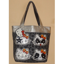 Hello Kitty. Bolsa Tote Modelo Kiss. Loungefly.