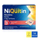 Niquitin Parches Nicotina Para Dejar De Fumar Etapa 3 - 2pk