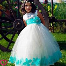 Vestidos De Graduación Para Niñas, Alta Costura!!