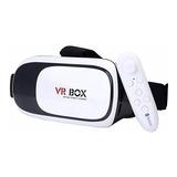 Lentes De Realidad Virtual Vr Box 2.0 Originales Con Control