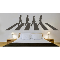 Vinilo Decorativo Beatles Música