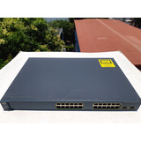 Switch Cisco 3560 Ws-c3560-24ps-s 23 Puertos Poe