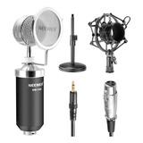 Kit Profesional Neewer Nw-1500 Microfono Podcast Youtuber
