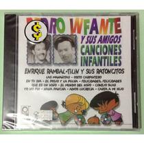 Pedro Infante Y Sus Amigos - Canciones Infantiles - Cd