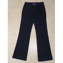 Jeans Corte Recto Talla 9 (mediana-grande) Nuevo