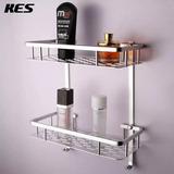 Rack Organizador Baño Aluminio Shampoo Limpieza