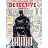 Dc Deluxe: Detective Comics 80 Años De Batman Español Sellad